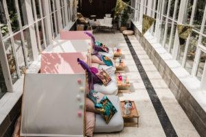 mermaid glitter pailletten kussens feest verjaardag Gent