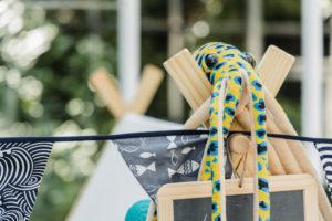 octopus zee knuffel magisch feest verjaardag kinderen tipi tent